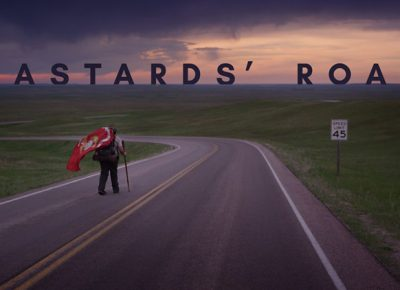Bastards' Road is a film portraying a sense of hope in veterans creating their own network, breaking down the stigma of struggling with PTSD and reaching out to one another.
