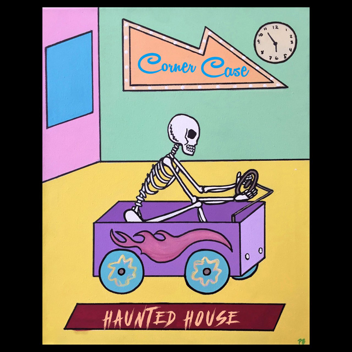 Corner Case | Haunted House | Self-Released