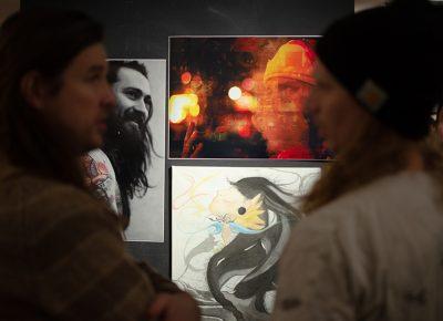 Great art always provokes deep conversations.
