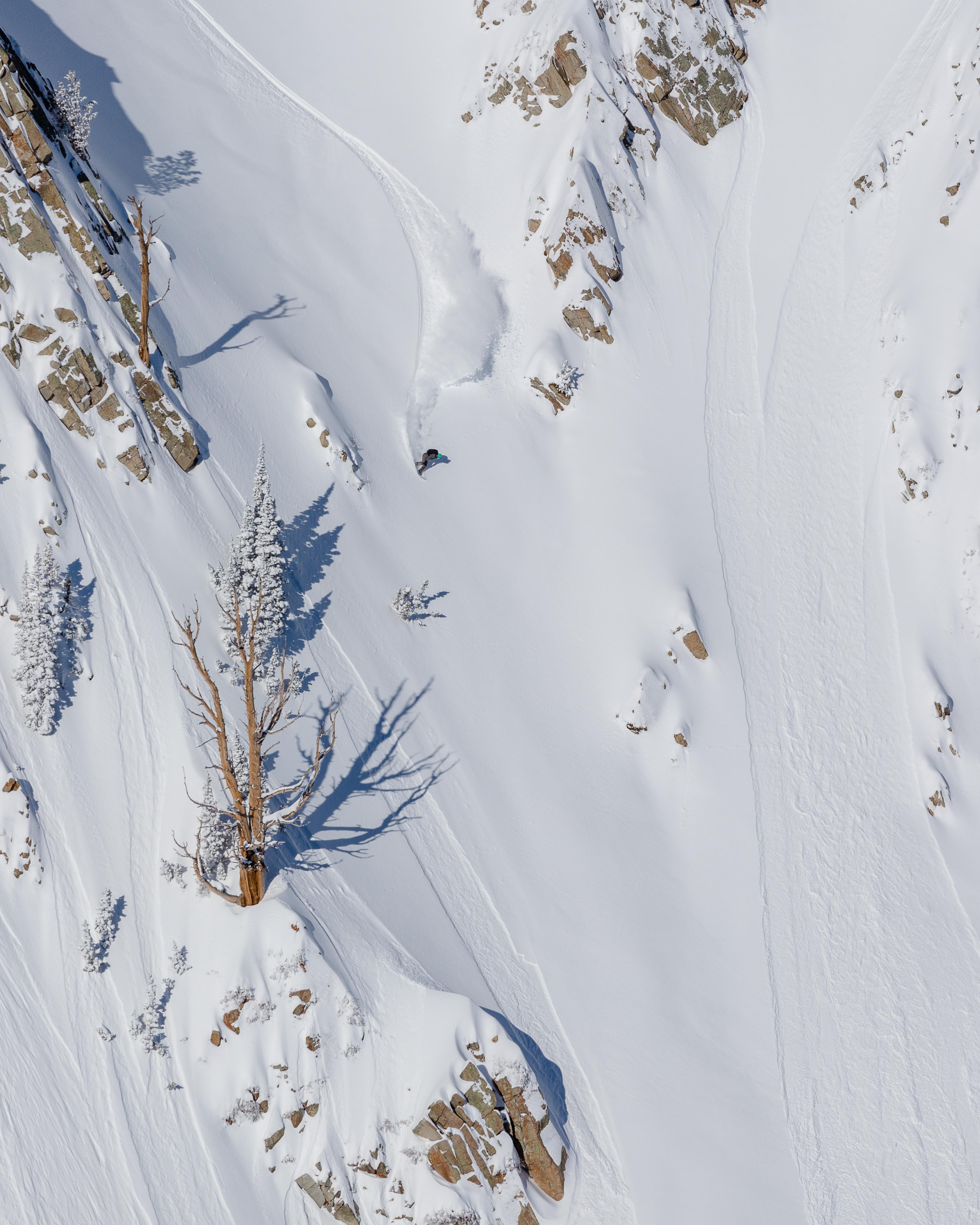 Trevor Brady – Wolverine Cirque, Wasatch Mountains