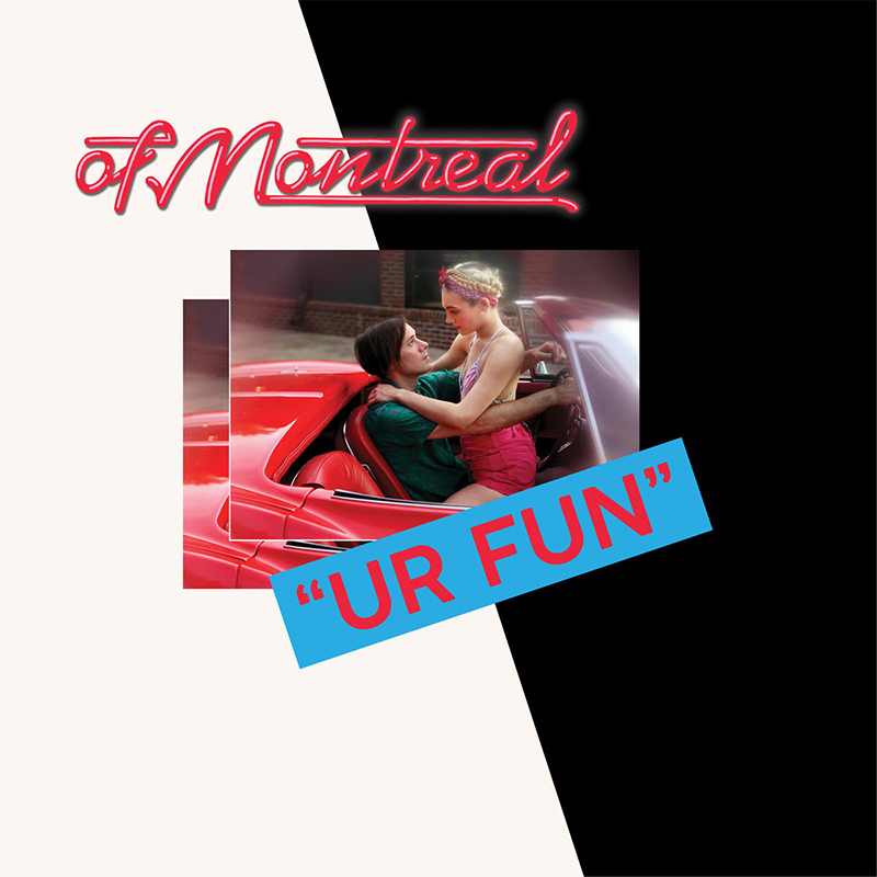 Review: of Montreal – UR FUN