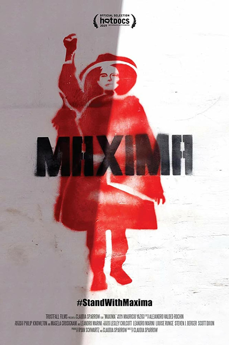 Máxima is a must-see for anyone who feels they can't make an impact—the film is proof that the willingness to fight for what is right can make a difference.