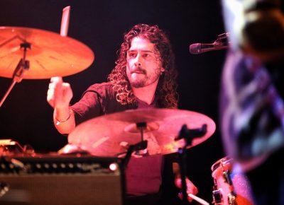 Michael Kiwanuka's drummer.