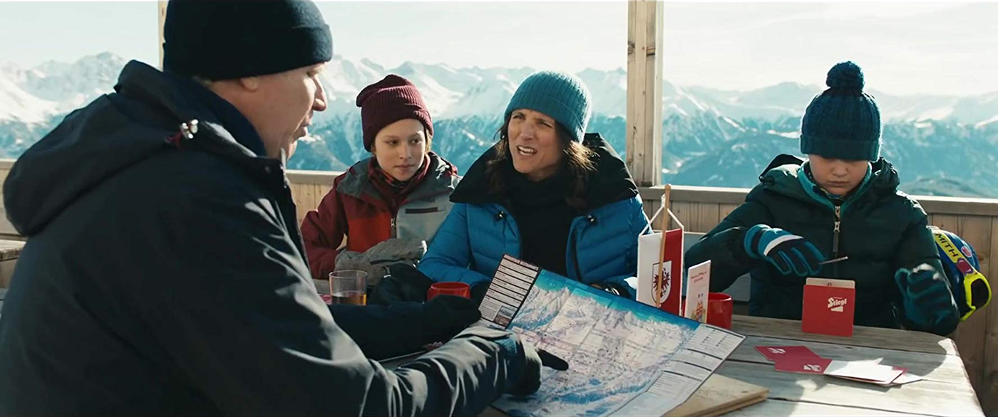The story of Downhill is provocative and could have made for a a genuinely challenging film, but it winds up leaving audiences out in the cold.