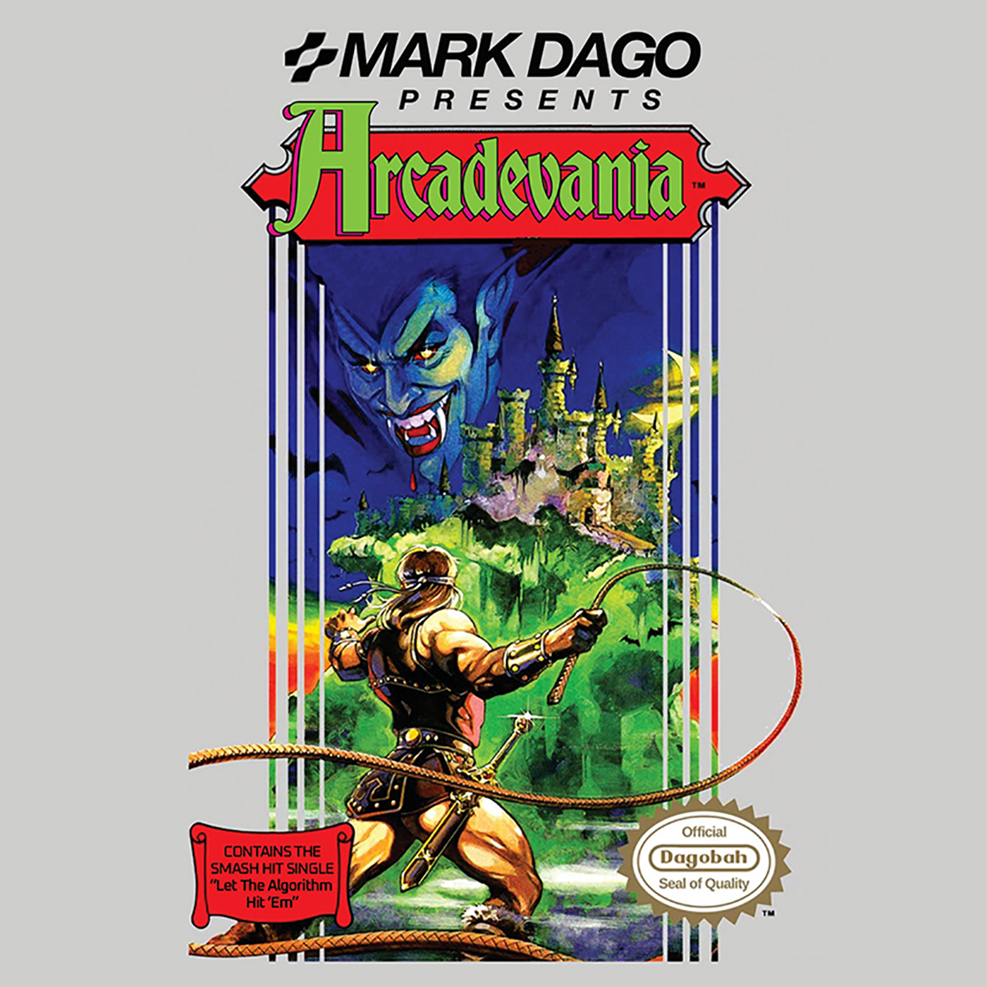 Mark Dago | Arcadevania | Self-Released
