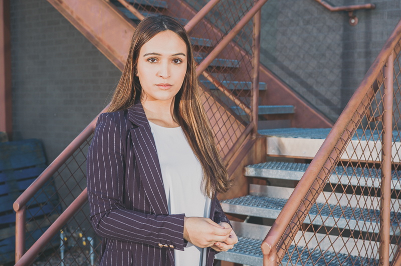 Ermiya Fanaeian is an activist, self-described troublemaker, co-founder of March For Our Lives and an SLC appointed Commissioner.