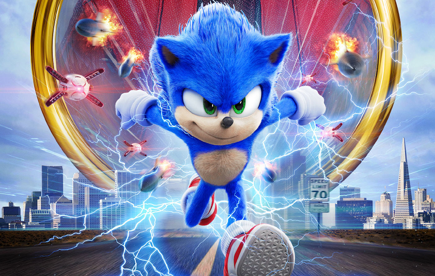 Sonic the Hedgehog is a harmless and reasonably enjoyable kiddie movie that is neither an ordeal nor a pleasure for adults to sit through.