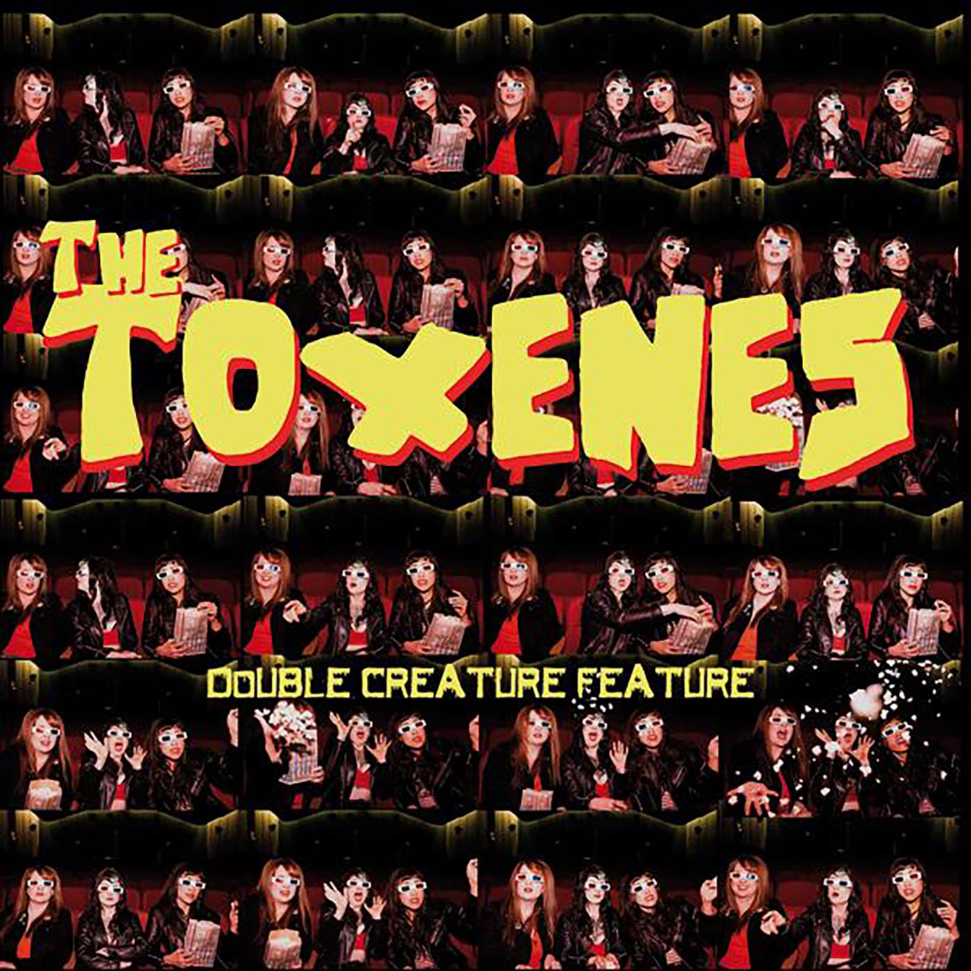 The Toxenes | Double Creature Feature | Killjoy Records