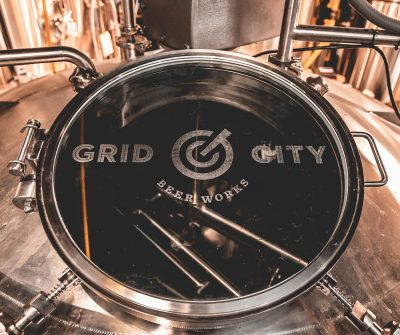 """Approachability—with all the comfort, accessibility and ease it entails—is at the heart of the experience on offered at Grid City Beer Works."""