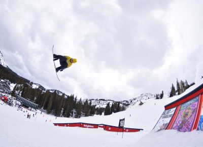Xander Cornaby, jump.