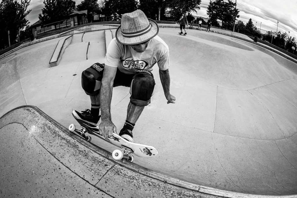 Skate Photo Feature: Jim Noble