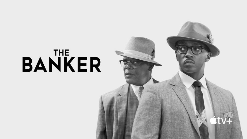 The Banker is an enjoyable but fluffy and formulaic movie about racial politics in the '60s told almost entirely by white people.