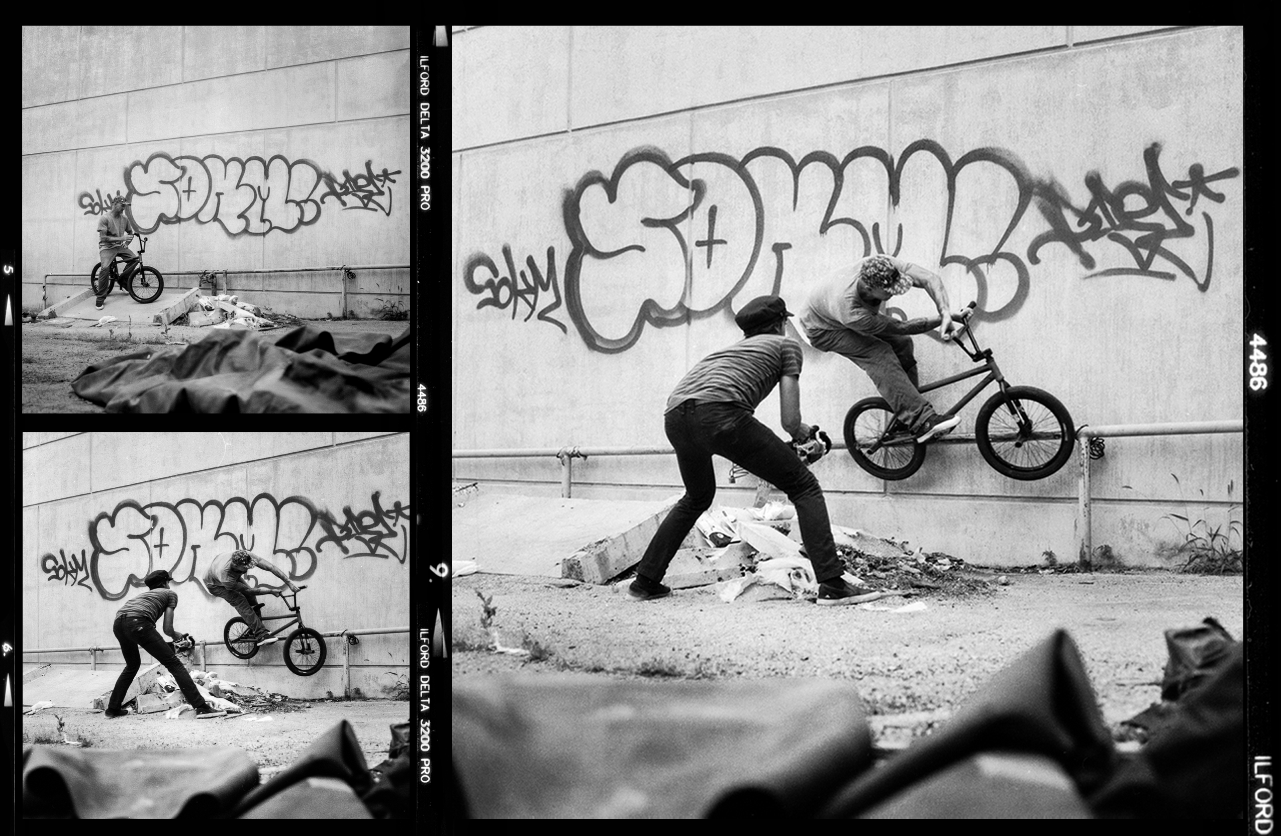 "Shawn ""Elf"" Walters – X-Up Grind against the Wall – SLC, Utah"