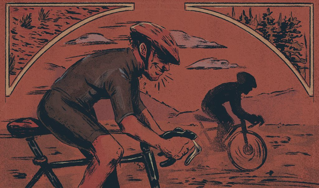 If you like to punish yourself on a bike, Salty & Stupid's Stupid Pony gravel race runs from Lehi to Wendover for a true test of one's physical limits.