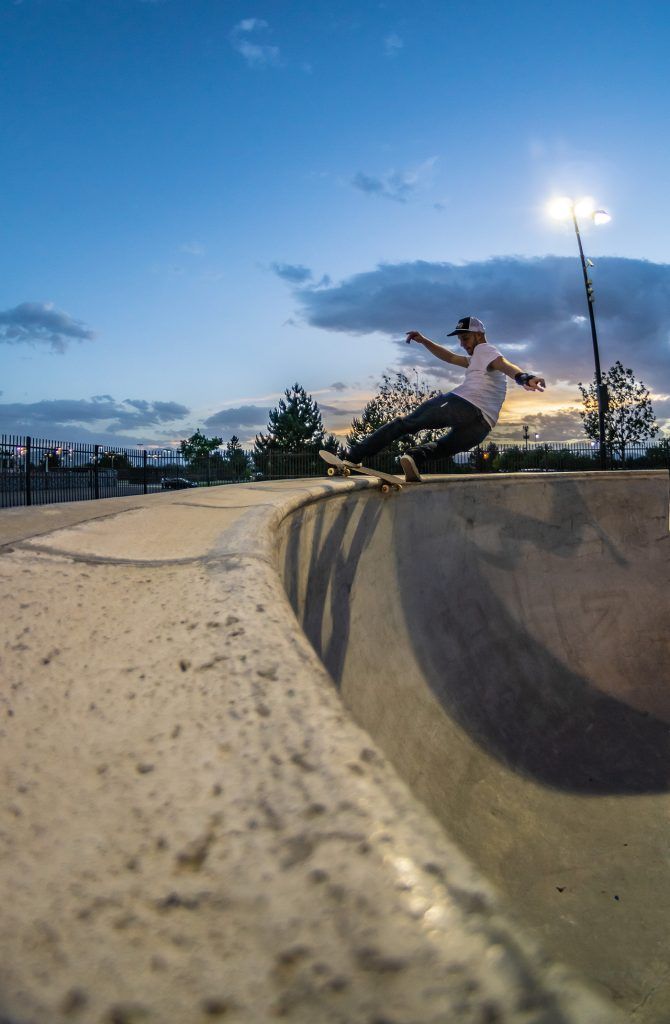 Skate Photo Feature: Bryce Parkinson