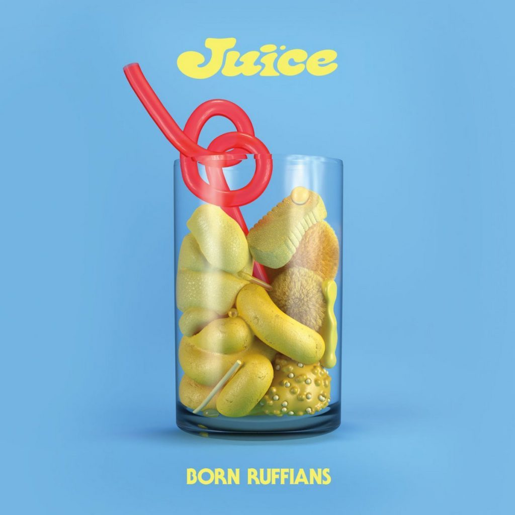 Review: Born Ruffians – JUICE