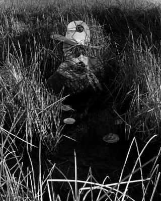 "Marion Moses Robert Morrison, 2019, Paper, 44x35"" Foam Core, Inkjet Print, from Jackson's portfolio."