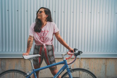 This month's SLUG Style features Madie Porter, a cyclist, cook and member of the artist and cycling collective Bad Bad Bananas.
