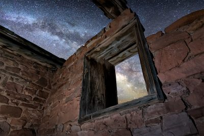 Christine Kenyon, Milky Way Magic, 2018.