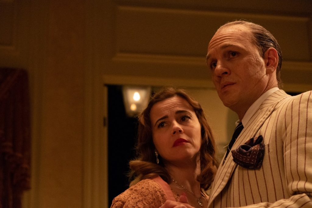 Film Review: Capone