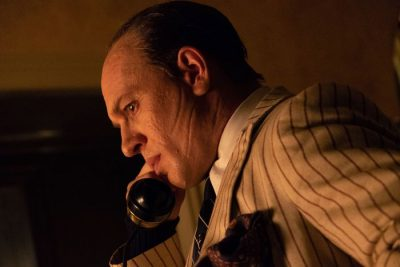 If, and only if, you are dead set on seeing Tom Hardy fire a tommy gun while wearing a diaper, is the pretentious and ill-conceived Capone worth your time.
