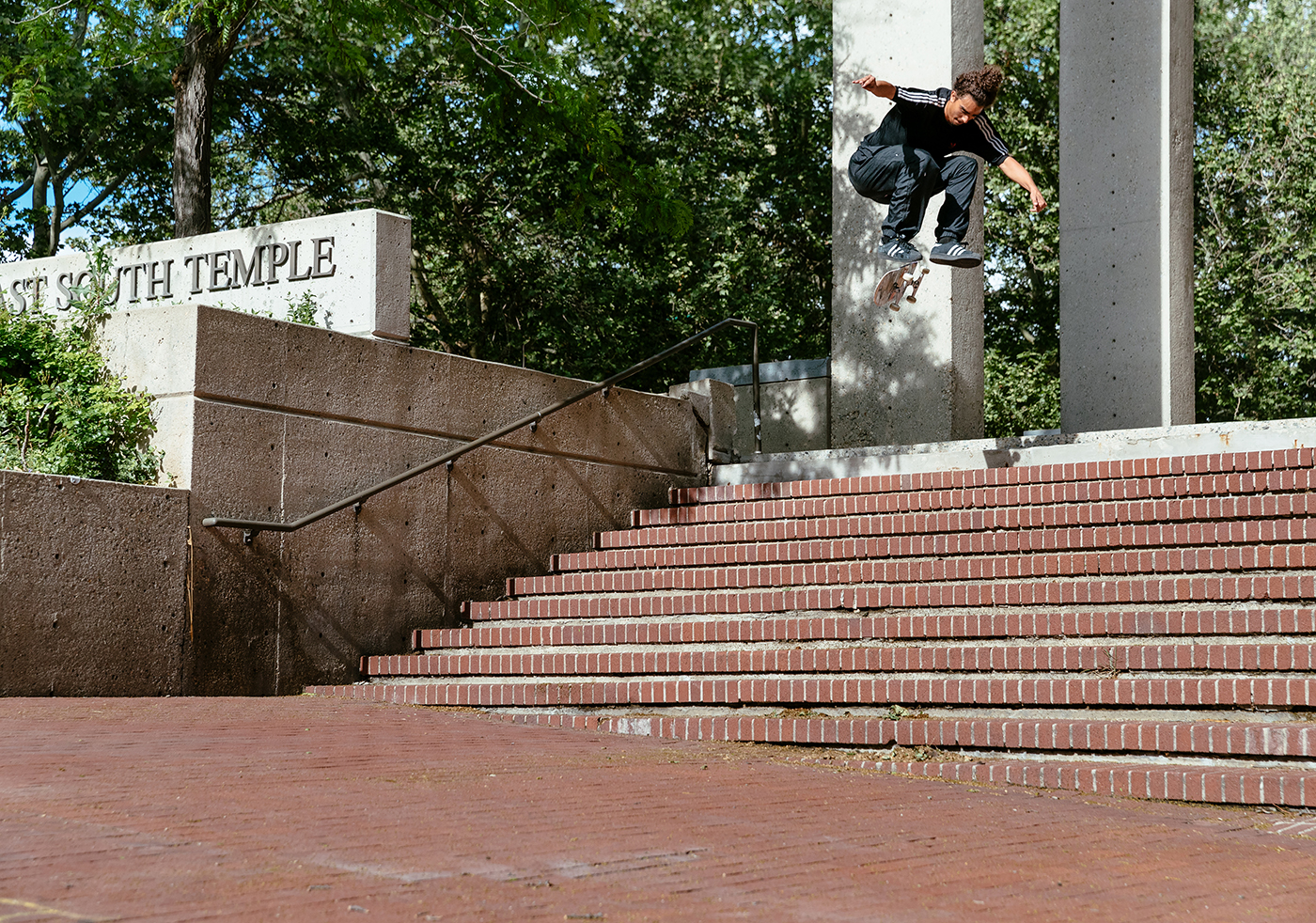 Cobe Harmer – Hard-Flip – SLC, Utah