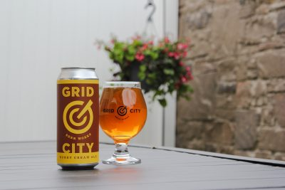 Grid City Beer Works' Honey Cream Ale is an amber-hued, liquefied treat with aromas of citrus, flora, wheat and a solid smell of gourmet, farmers'-market honey sticks.