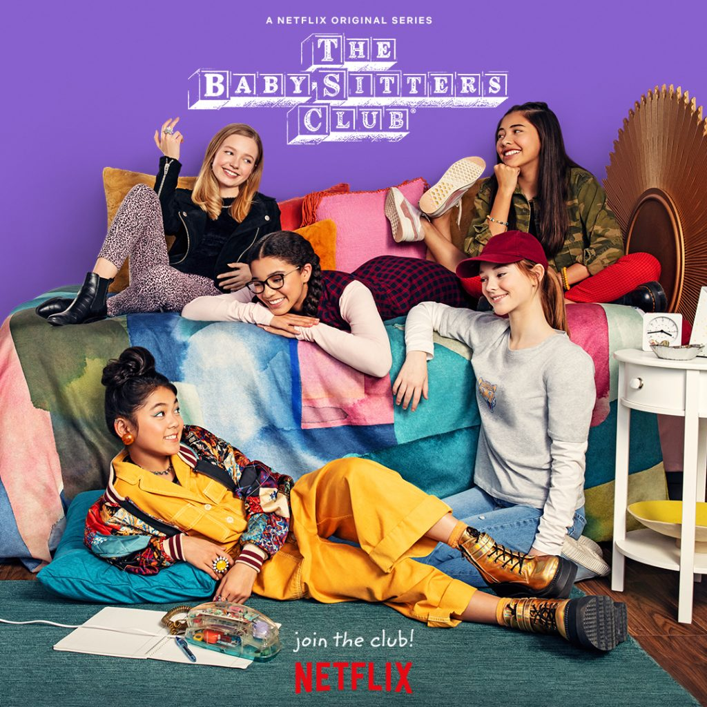 Series Review: The Baby-Sitters Club