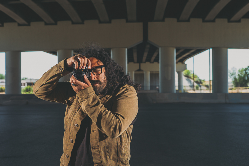 Carlos Guzman is an analog photographer and rollerblader. His work can be found on Instagram at @carlos_guzman.