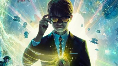 Artemis Fowl is a visually resplendent film that should be enjoyable, but the story connects together like bumper cars slamming into each other.