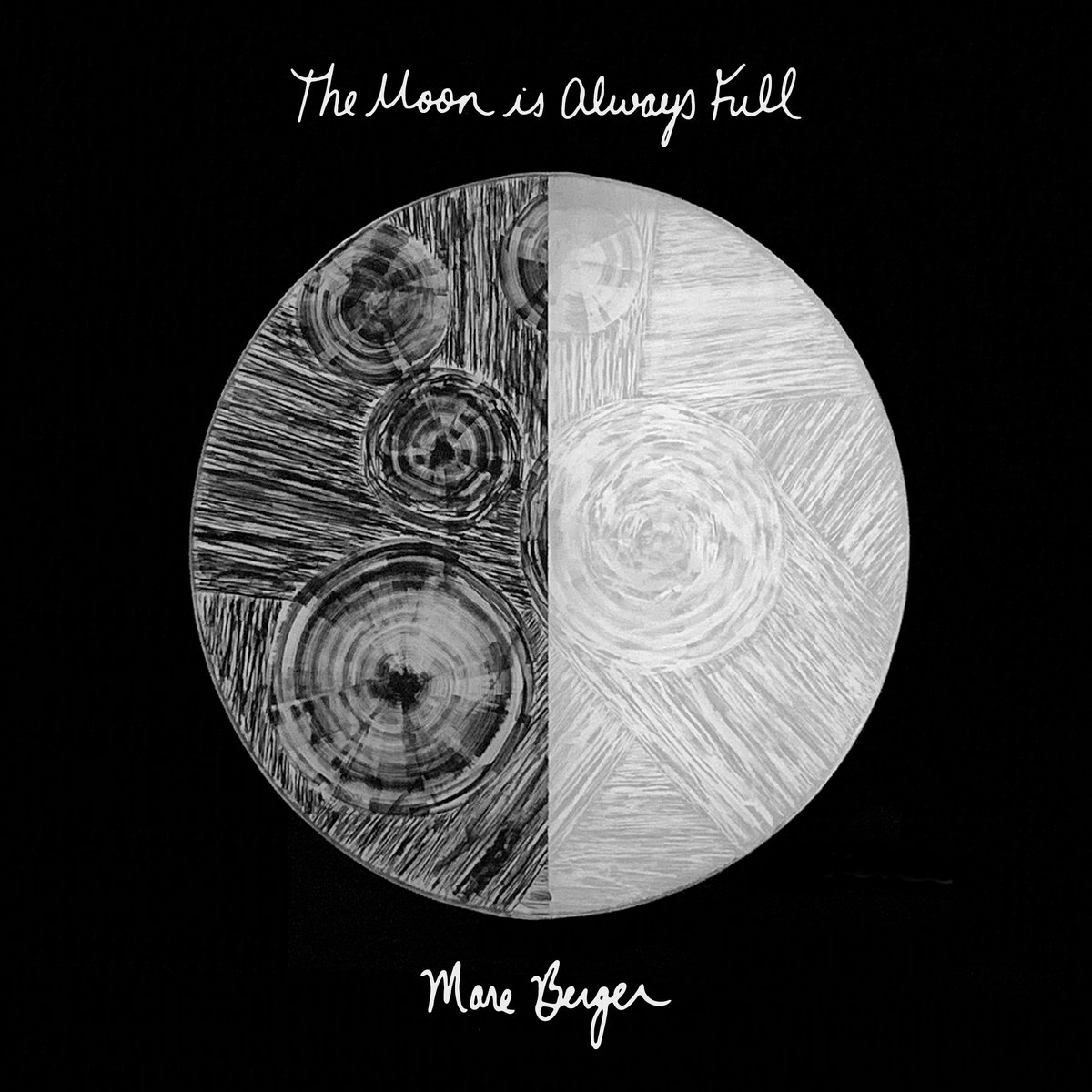 Mare Berger | The Moon Is Always Full | Self-Released