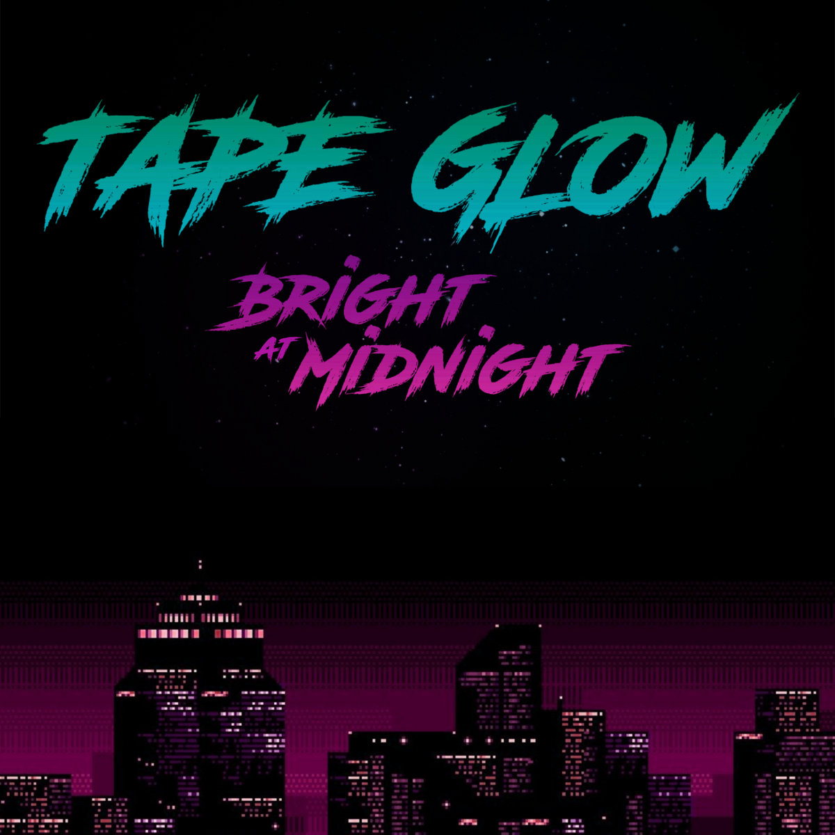 Tape Glow | Bright at Midnight | Self-Released