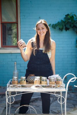 Claire Sessler's In High Spirits lets Utahns create tasty spirit blends in their own homes.