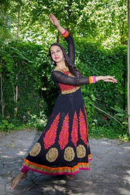 Sonali Loomba, founder of Utah's Kaladharaa Dance School, is both dancer and instrument, storyteller and character.