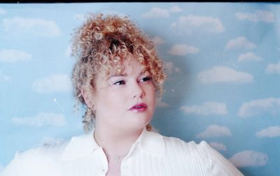 With a set of stunning, curly blonde locks, a colorful pastel sweater and a Fender Starcaster in hand, Cherry Thomas has opened a dialogue in Salt Lake around R&B, soul and what that looks like for a modern day woman.