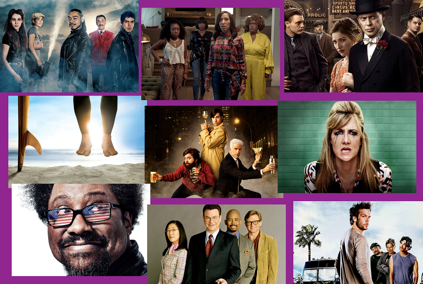 "July's ""Content Shifter"" offers up nine series from HBO past and present worth discovering, or revisiting, on HBO Max (or regular ol' HBO)."