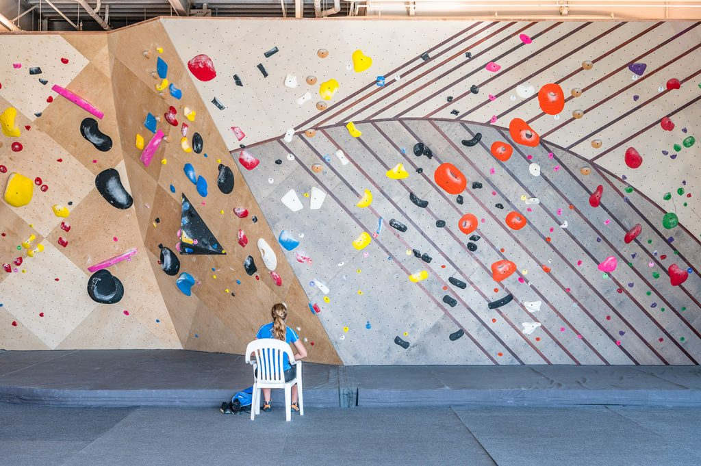 "The Front Climbing Club Expands With a New ""Community Hub"""