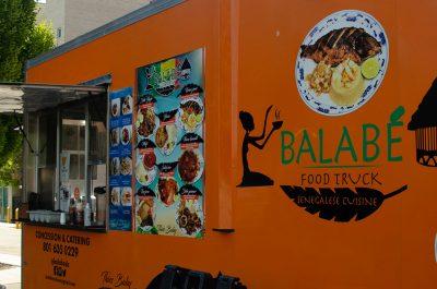 Balabé Food Truck always has some of the best food in Salt Lake.