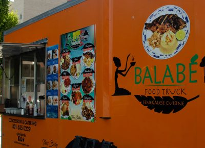 Balabé Food Truck always has some of the best food in Salt Lake.