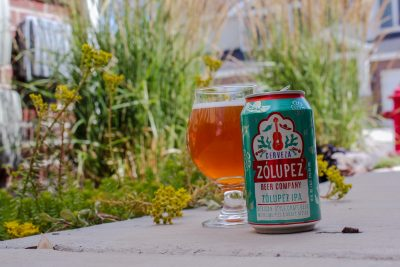 With tasting notes of citrus and carmelized sugar and a rich, golden hue, Zólupez IPA is a real winner.