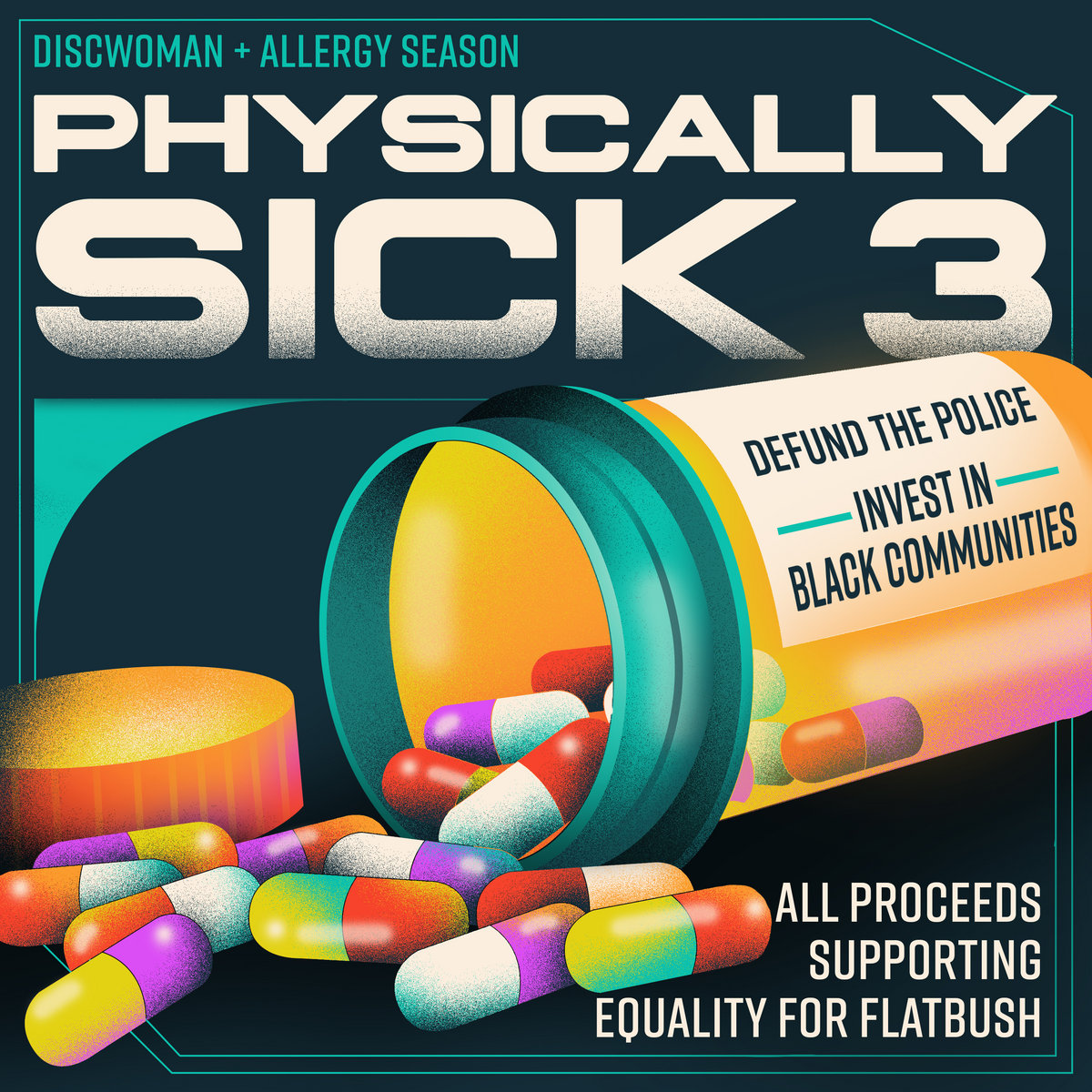Various Artists | Physically Sick 3 | Self-Released