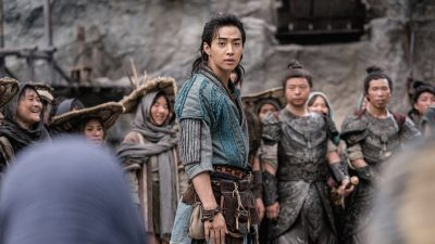 Teddy Chan's new film, Double World, is the biggest, most spectacular and magnificently entertaining action movie of the summer.