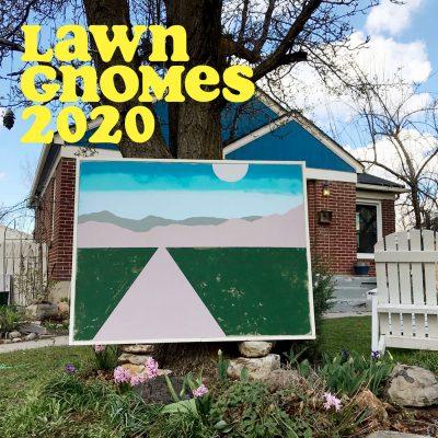 Mike Murdock, Lawn Gnomes, 2020