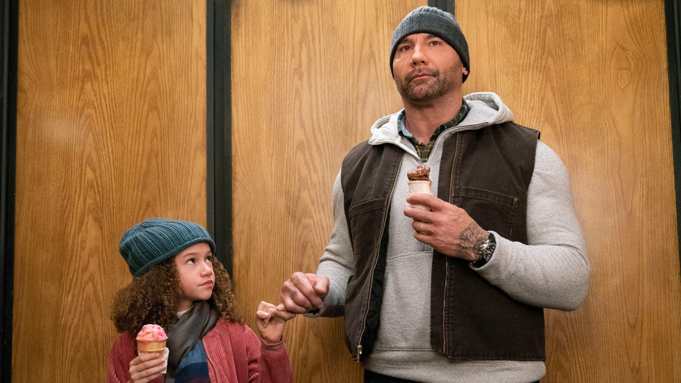 Buoyed by a stellar performances from Dave Bautista and (especially) Chloe Coleman, Peter Segal's My Spy is hardly classic, but it gets the job done.