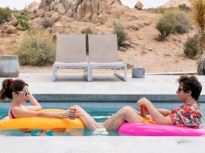"""Palm Springs is the kind of film that makes you rethink your idea of what """"originality"""" means, and it's easily one of the best movies of 2020 thus far."""