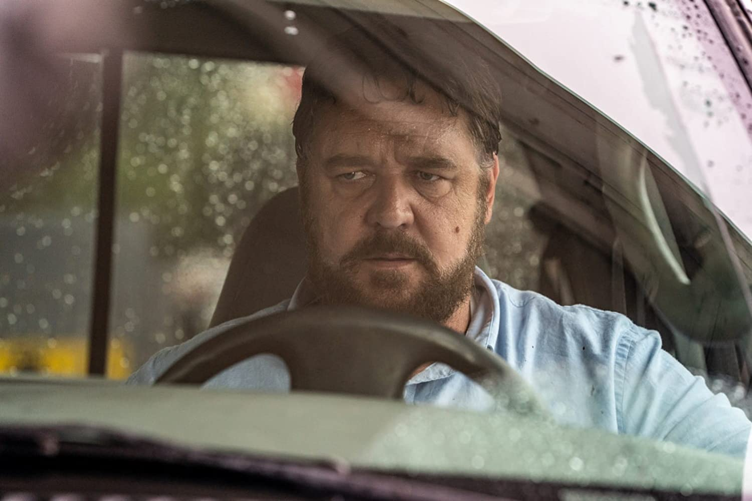 Unhinged is sold as a nail-biter about the dangers of road rage, but Crowe's character is motivated by something far more dangerous: explosive misogyny.