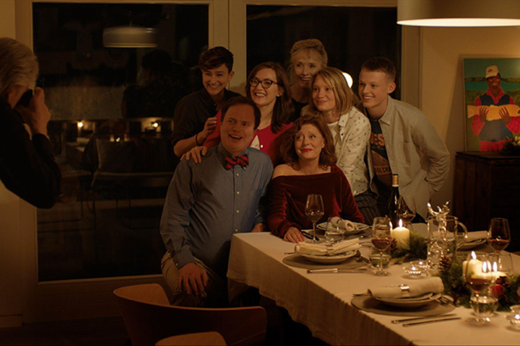 Blackbird plays it disappointingly safe and sticks with the trappings of dysfunctional family melodrama, complete with the stock characters and revelations.