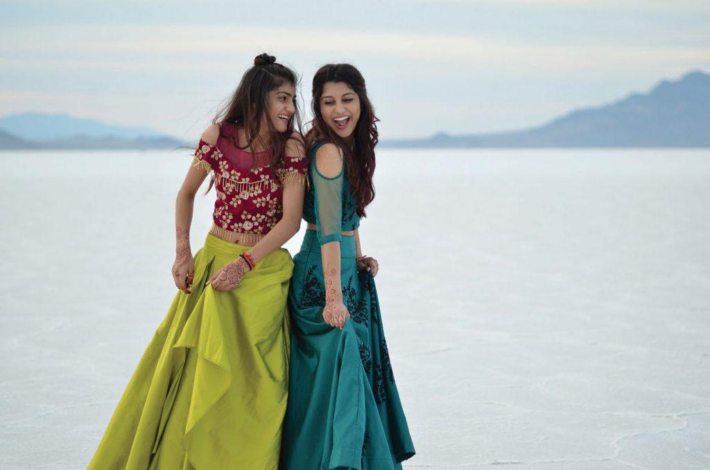 SLUG Picnic: Aarushi & Amishi