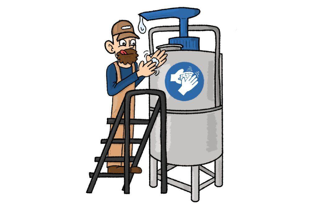 In the Spirit of Community: Utah Distilleries' Hand Sanitizer Aid