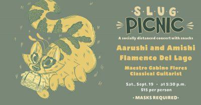 Enter to win September SLUG Picnic tickets